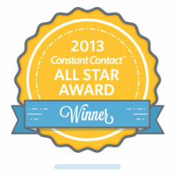 2014 Constant Contact All Star Award Winner